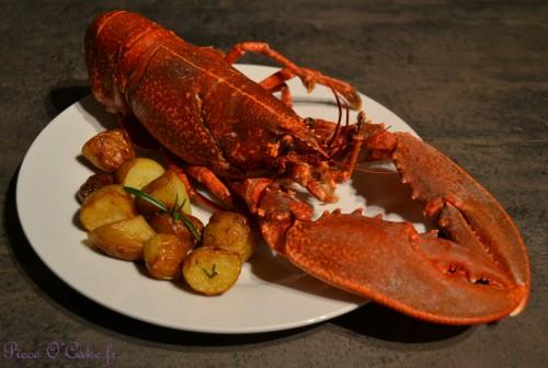 Comment cuire un homard piece o 39 cake - Comment cuisiner le homard ...