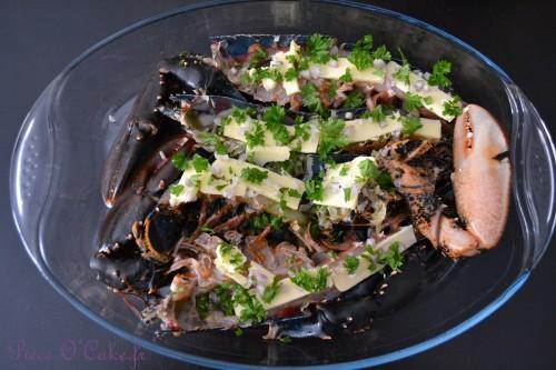 Comment cuire un homard piece o 39 cake - Comment cuisiner le homard cuit surgele ...