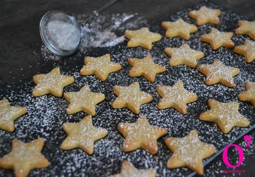 Biscuits à la réglisse