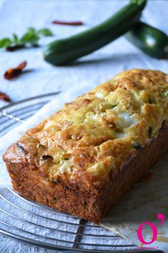 Cake Au Ch Ef Bf Bdvre Et Tomates S Ef Bf Bdch Ef Bf Bdes