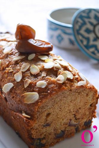 "Cake ""voyage au Maroc"""