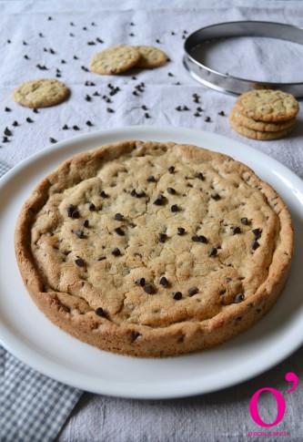 Le géantissime cookie à partager
