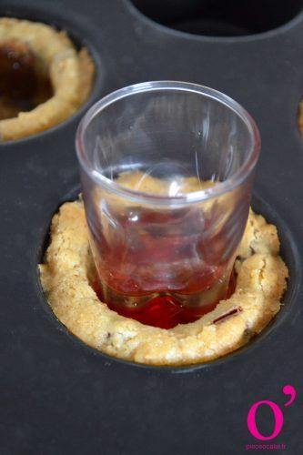 Cookies shots